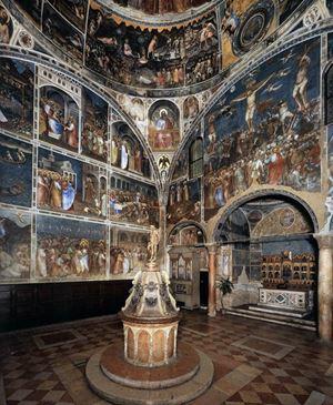 Battistero del Duomo di Padova