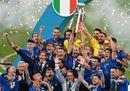Grandi Azzurri: nella notte magica di Wembley l'Italia conquista il sogno