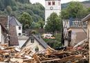 Germania, le foto più drammatiche dell'alluvione del secolo