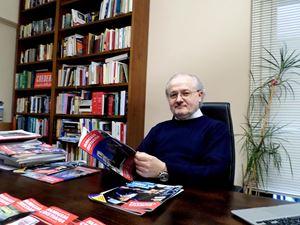 Don Antonio Rizzolo, 59 anni (foto Ansa).
