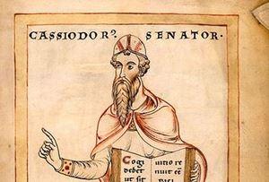 Cassiadoro, circa 485-580 dopo Cristo.