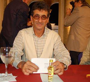 Lo scrittore Maurizio Maggiani.