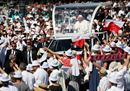 Il Papa chiude il Congresso Eucaristico a Budapest, le immagini più belle
